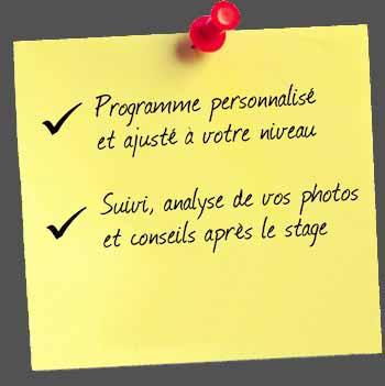 Stage Photo tous niveaux - Aix en Provence